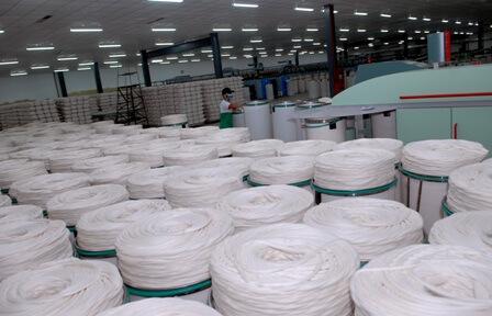 công ty dệt nhuộm Thiên Nam Sunrise