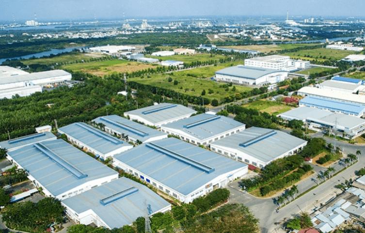 KCN Nam Sơn Hạp Lĩnh