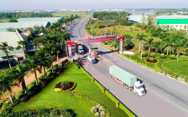 KCN Tân Phú Trung