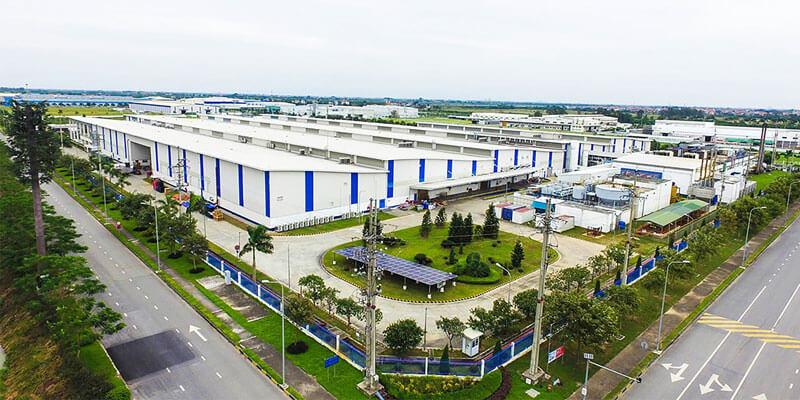 khu công nghiệp Tiên Sơn