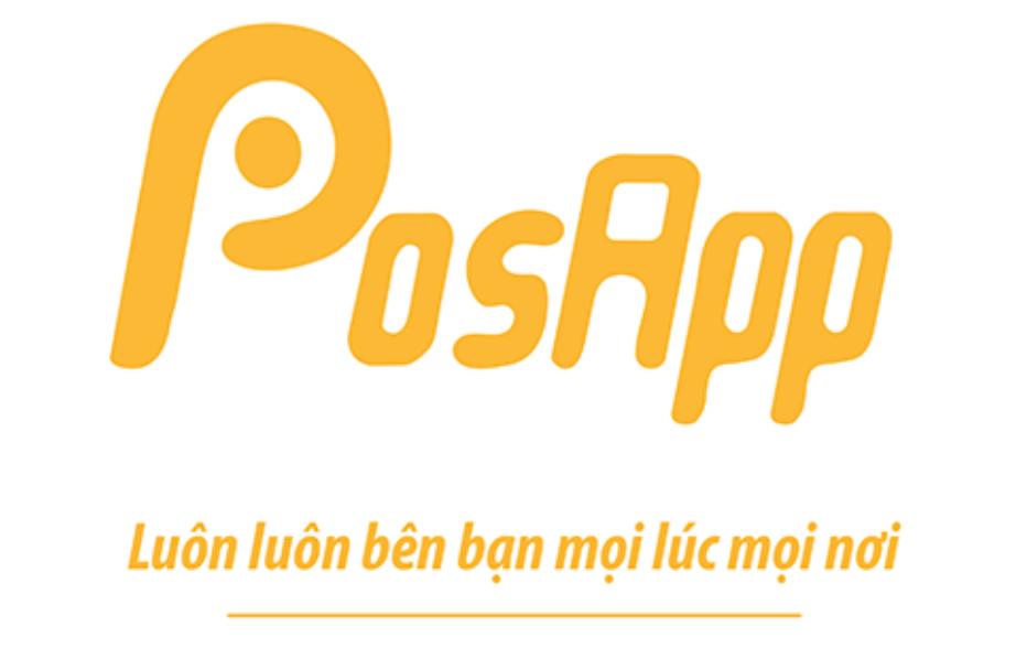 phần mềm Posapp