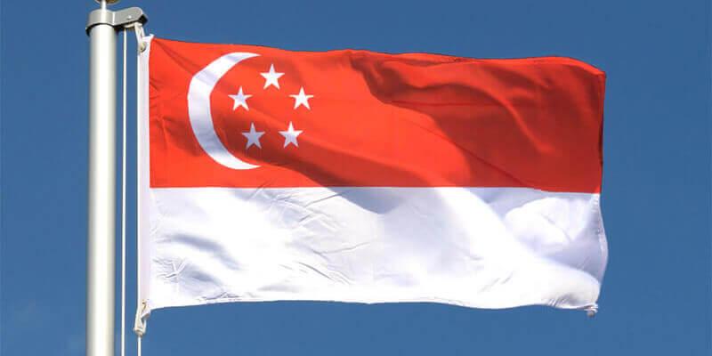 cờ singapore